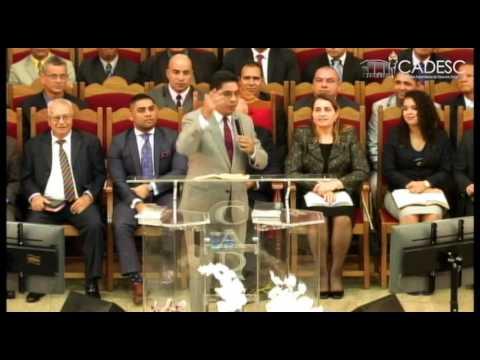 Pr. Alan Brizotti - 4º Congresso de Missões - 2º Dia