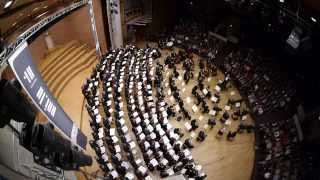 10th Anniversary Concert of the University of Luxembourg (Making of)