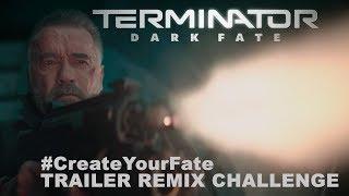#CreateYourFate Terminator: Dark Fate Trailer Remix (False Fate)