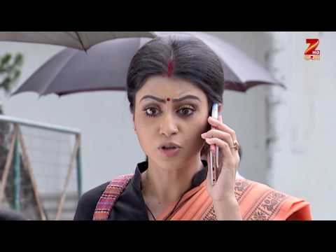 Aamar Durga - Indian Bangla Story - Epi 463 - July 8, 2017 - Zee Bangla TV Serial - Best Scene