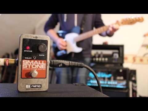 Electro-Harmonix - Small Stone Demo - Dan Leggatt
