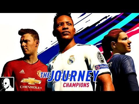 FIFA 19 The Journey Champions Gameplay Deutsch Part 1 Die letzte Reise - Let's Play FIFA 19 German