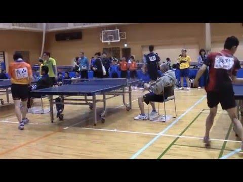 Takkyu vs Aoyama Nerima-ku April 2016 (2/3)