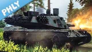 BEST TANK IN GAME - This tank is a MONSTER (War Thunder Tanks Gameplay)
