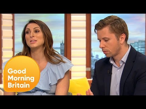 Are Brits Too Lazy to Work? | Good Morning Britain