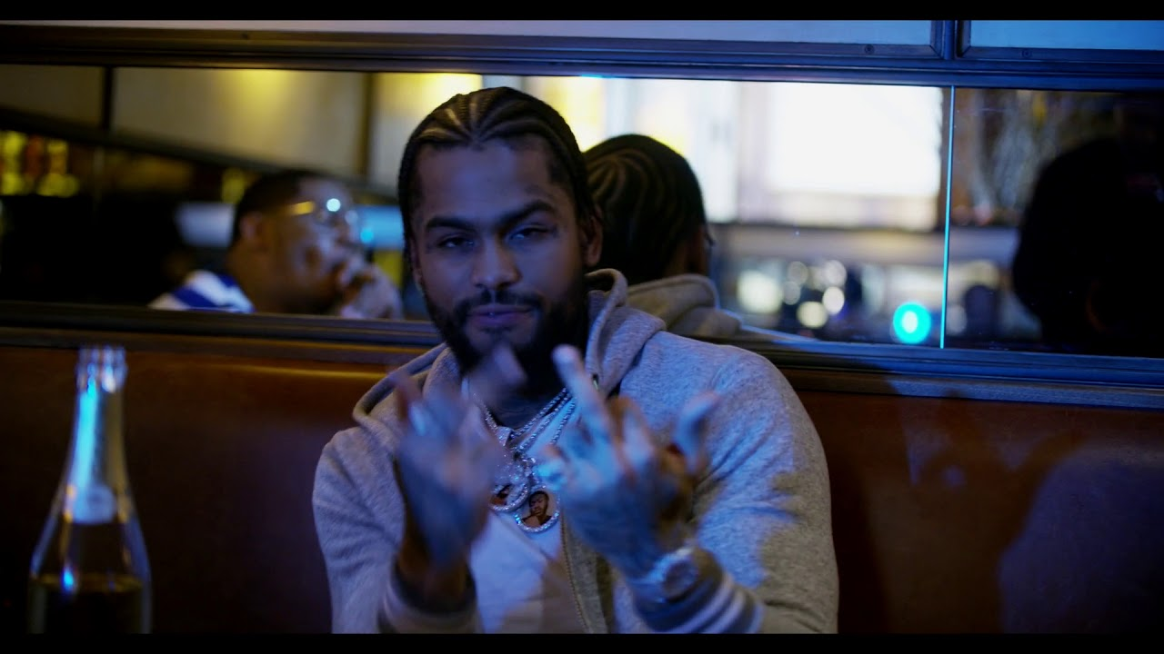 "Dave East & Vado ""Da Hated"" (DatPiff Exclusive - OFFICIAL VIDEO)"