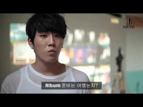 130705 MR MR Shooting Album Making Film WAITING FOR YOU