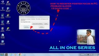 how To LICENSE  REGISTER Pointer Focus For Free I 2018 I 100  WORKING ON PC and HIGHLIGHT CURSOR