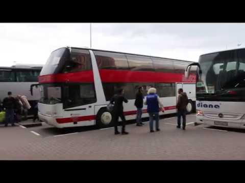 Южные Ворота Москвы для междугородных автобусов
