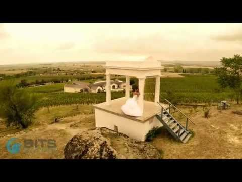 Wedding Highlights from the Air - Orsi and Csabi