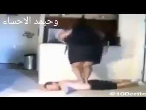 big women jumps  funyyyy