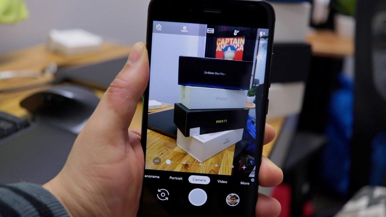 Mi A1 - Unlock Bootloader (No data loss) - Magisk Root - Install Pixel 3  Camera GCAM - Android 9 Pie