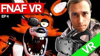 Max si Foxy, FNAF VR ! (HTC VIVE) SPECIAL!