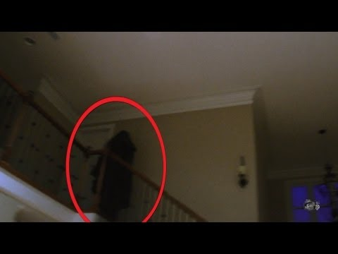 The Haunting Tape 31 (Ghost caught on video)