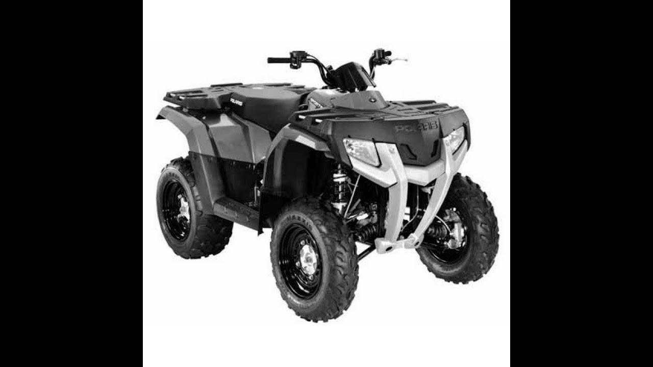 Polaris Sportsman 300 400 2009 Service Manual Repair Manual Wiring Diagrams Youtube