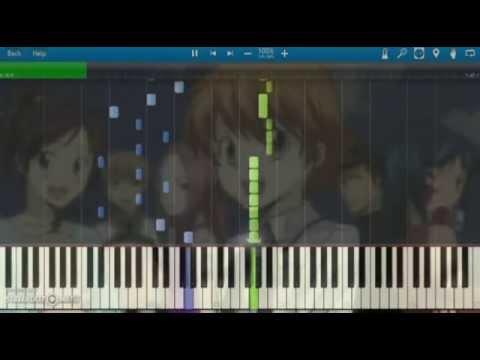 Last Cross [Katekyo Hitman Reborn OP5- TV Size] [Synthesia]