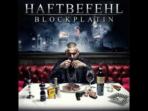 "Haftbefehl-Blockplatin-Ba ba ""2013"""