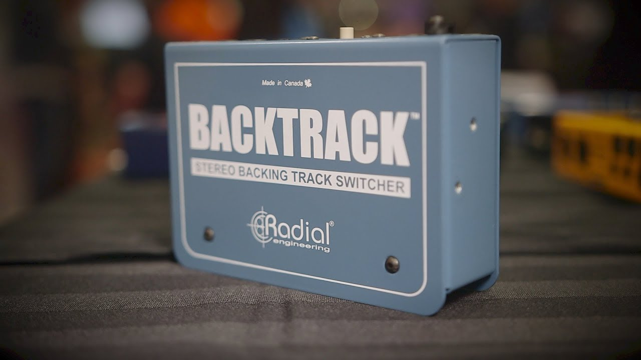 Backtrack - Radial Engineering