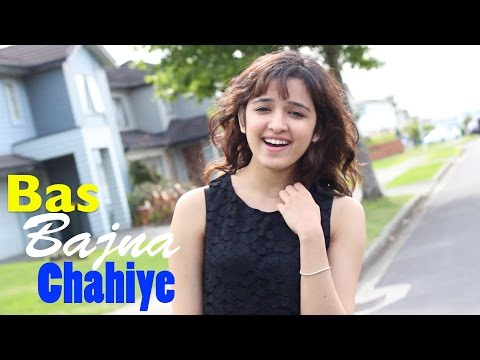 Bas Bajna Chahiye | Cover by Shirley Setia ft. TeamShirley
