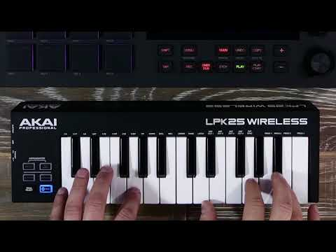MPC Lounge: Pairing Bluetooth MIDI Keyboards