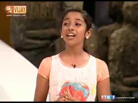 Sathana sings Anandha Yazhai