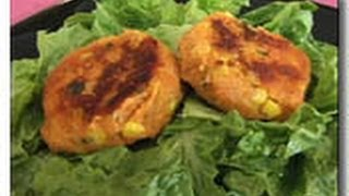 Tasty And Meatless - Sweet Potato Burgers Vegan Recipe