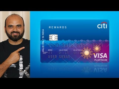 Citi Bank Rewards Credit Card ! Review ,Eligibility  In (Hindi)