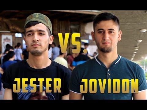 Видео Battle JeSTeR vs. Jovidon (RAP.TJ)