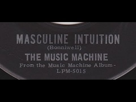 Masculine Intuition