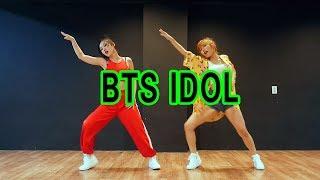 BTS 방탄소년단 IDOL WAVEYA IDOLCHALLENGE