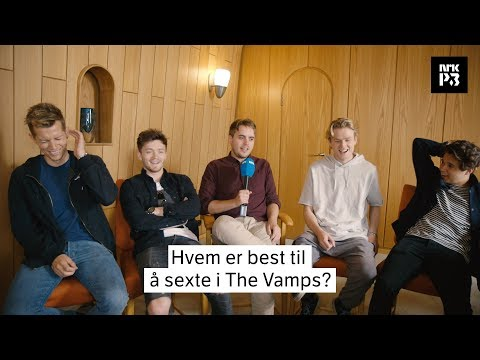P3morgen: Sexting med The Vamps 👀🙈