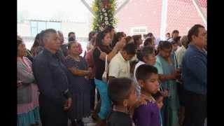 San Gregorio atzompa  Cholula  Bajada de la Virgen de los Remedios fotos  24 de agosto 2013