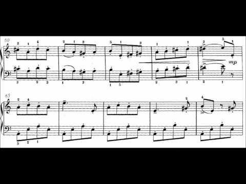 Dmitry Kabalevsky  RondoToccata Op 60 No 4 audio + sheet music
