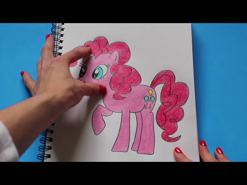 Thumbnail: How to Draw My Little Pony PINKIE PIE Character Step By Step Easy Equestria MLP | Toy Caboodle