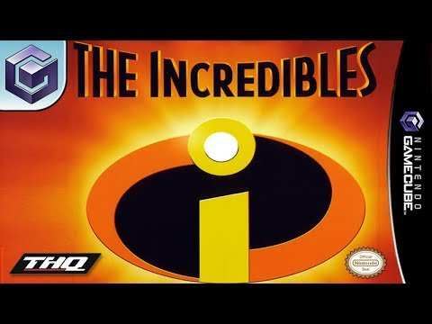 Longplay of The Incredibles