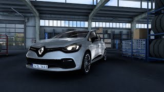 Renault Clio 4 Facelift [1.41] Driving POV - ETS2! Download Link: https://ets2.lt/en/renault-clio-iv-v1r70-1-41/ Thanks for watching! Like and Subscribe if you want to see more driving videos!