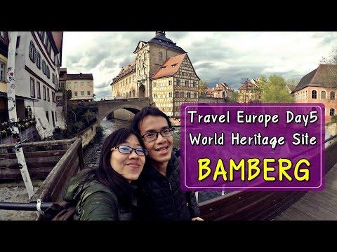 Travel Europe SS1 Day5 : เที่ยวแบมเบิร์ก Travel Bamberg ; World Herritage Site , Bavaria, Germany