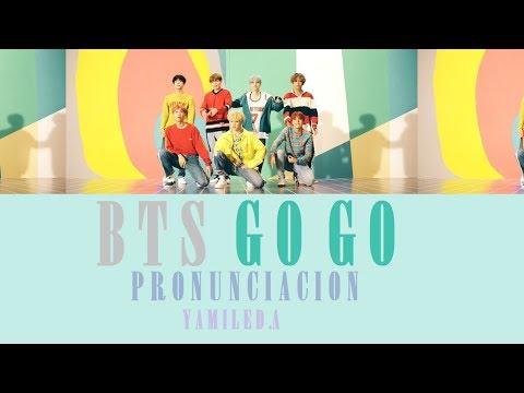 BTS - Go Go | Letra fácil (Pronunciación)