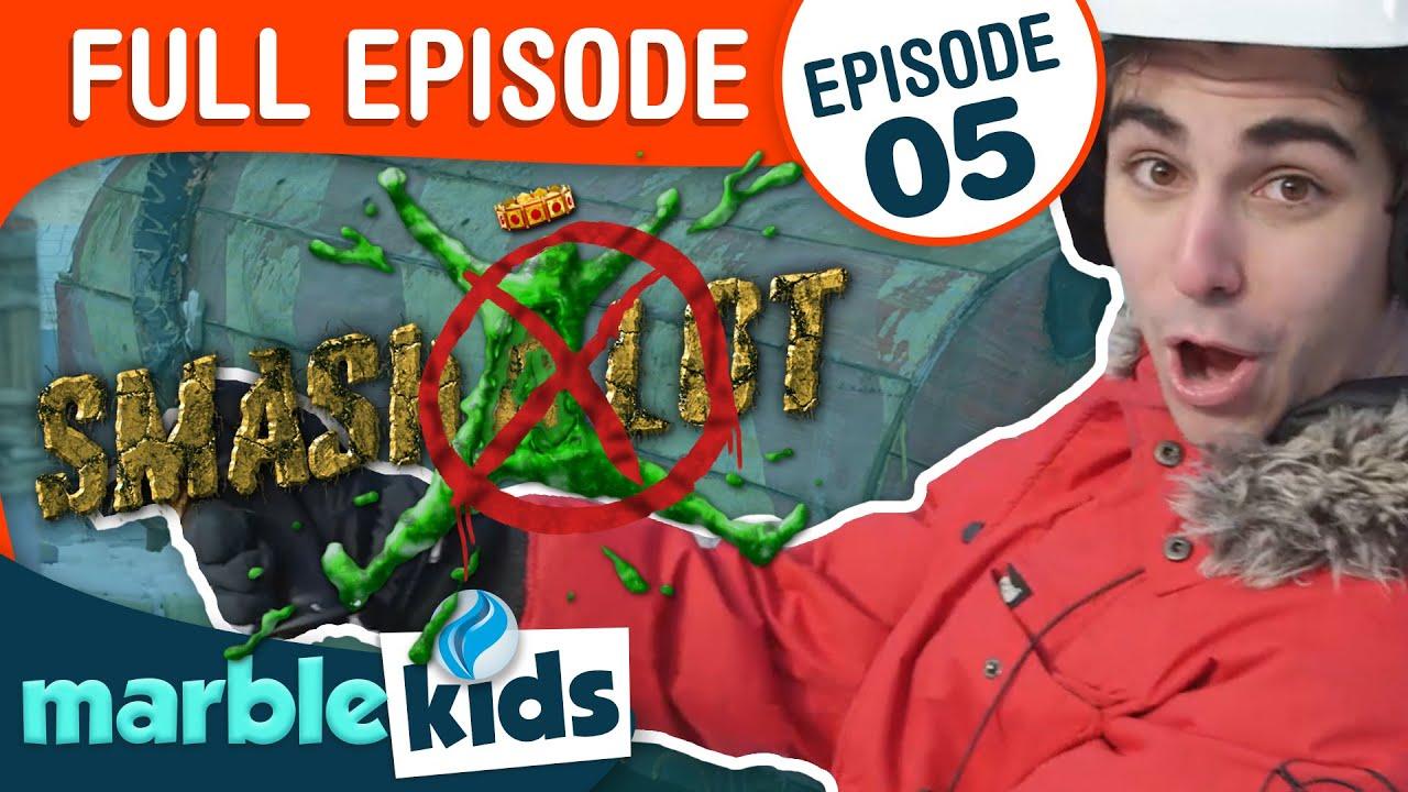 Download Smashalot! - Season 1 - Episode 5 - Same Old Same Old