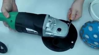 шлифовальная машина Hitachi G18UDY обзор