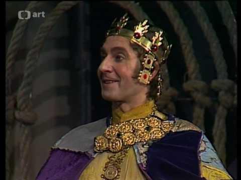 Cesta Karla IV  do Francie a zpět (divadelní inscenace 1981)