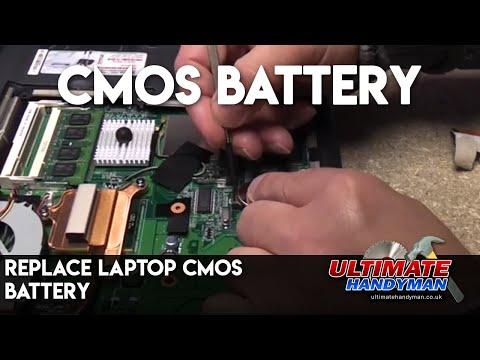 laptop cmos battery