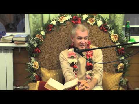 Шримад Бхагаватам 2.1.39 - Чайтанья Чандра Чаран прабху