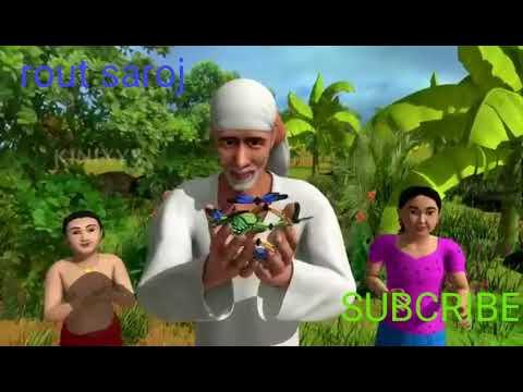 Sai tari Maya  sai baba3D songs