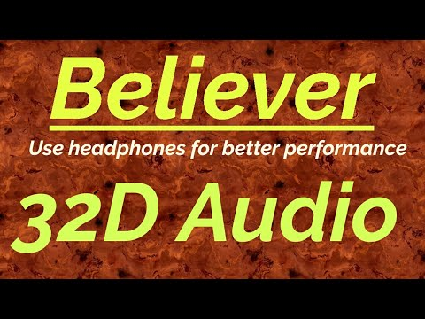 imagine-dragons---believer(32d-audio) not-24d/16d/8d-audio) best-version