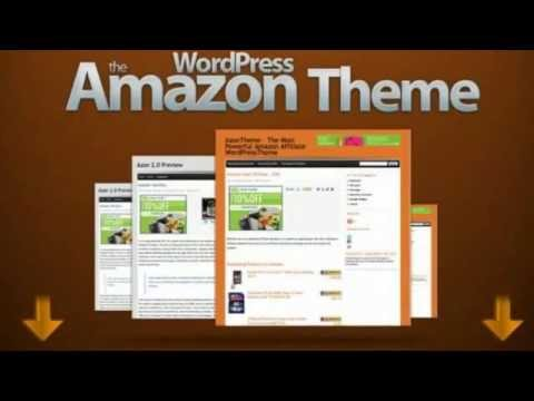 best amazon wordpress theme