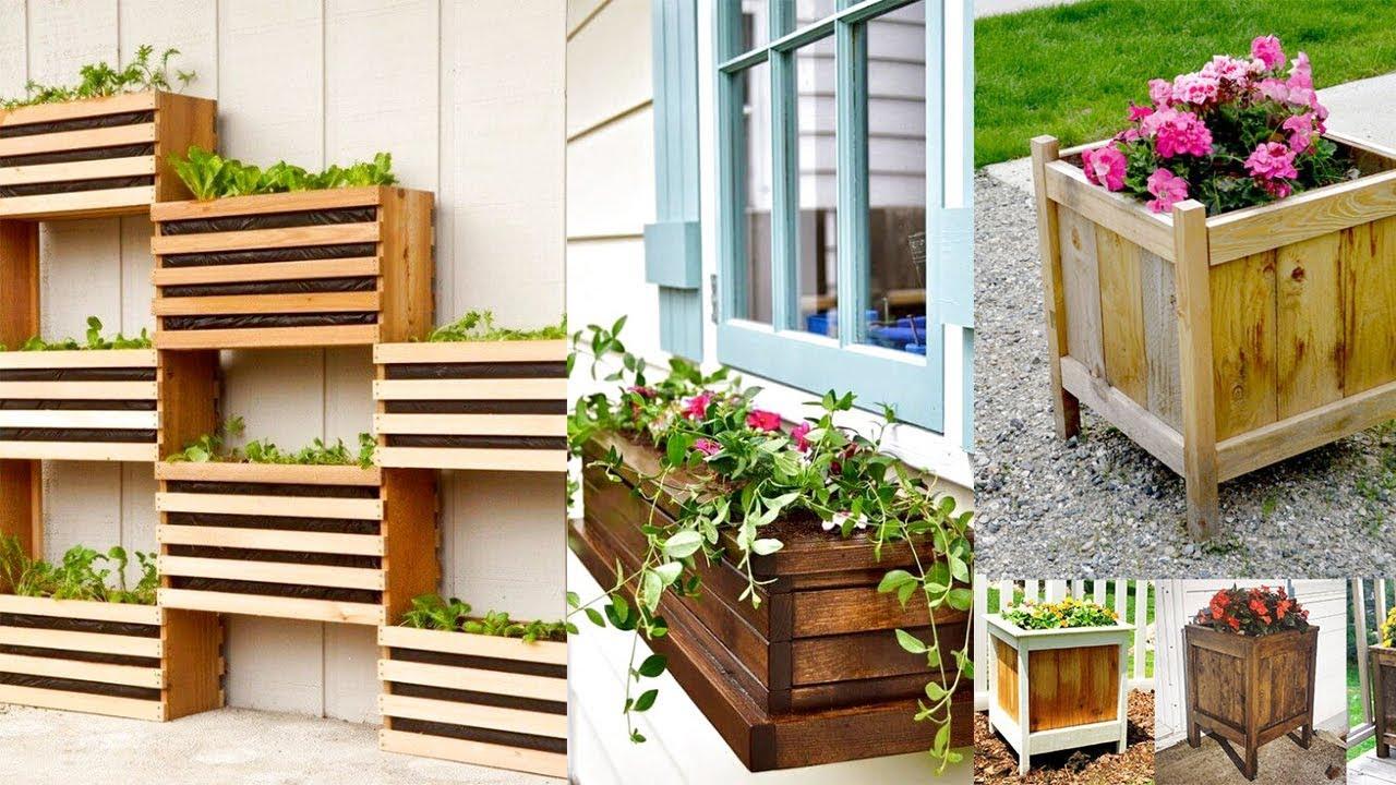 14 Square Planter Box Plans Best for DIY DIY Planter Box ...