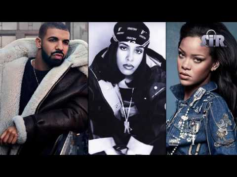 Rihanna feat. Drake vs. Aaliyah - Work (Age Ain't Nothing But A Number) (S.I.R. Remix) | Mashup