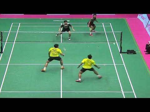 A. Pratama/R.K.Suwardi v D.B Chris./Y.Y.V.Neo |MD-F| Match 5 Macau Open Badminton Championships 2014