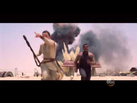 Star Wars: The Force Awakens Clip #1